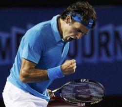Federer, in finala la Australian Open