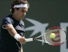 Federer, in sferturi la Indian Wells