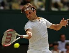 Federer, in sferturi la Wimbledon