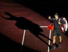 Federer, invins din nou de Murray