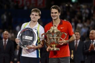 Federer, rege din nou la Basel. Cat de aproape este de locul 1 ATP