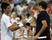 Federer-Djokovici, prima semifinala de la Miami