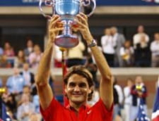 Federer a castigat la US Open