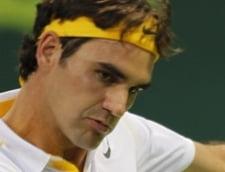 Federer a castigat turneul de la Doha
