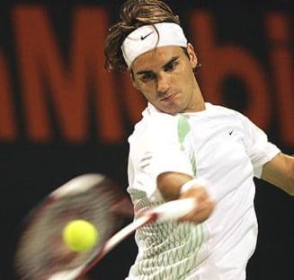 Federer a declarat forfait in sferturi la Paris