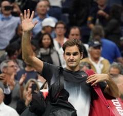 Federer a fost eliminat de la US Open si rateaza duelul de vis cu Nadal pentru locul 1 ATP