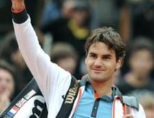 Federer a renuntat la turneul de la Halle