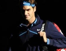 Federer a scris istorie in Franta
