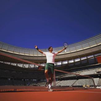 Federer coboara un loc in clasamentul ATP