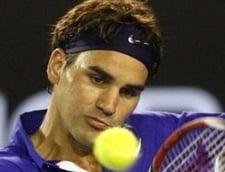 Federer in sferturi dupa un meci maraton. Jankovic pleaca acasa