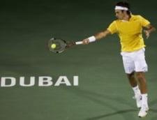 Federer incanta Dubaiul