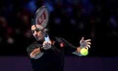 Federer l-a eliminat pe Djokovic de la Turneul Campionilor: Cine va incheia anul pe primul loc in clasamentul ATP