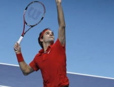 Federer l-a umilit pe Murray la el acasa