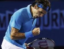 Federer l-a zdrobit pe Hewitt. Vezi care sunt sferturile de la Australian Open