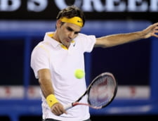 Federer s-a chinuit cu Simon la Australian Open
