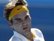 Federer scrie istorie la Australian Open