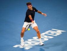 Federer se califica in optimi la Australian Open dupa un meci de infarct