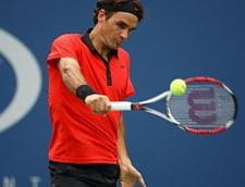 Federer si Djokovici, la pas in sferturi la US Open