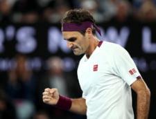 Federer si Djokovici, victorii relativ facile la Australian Open. Rezultatele complete de duminica si primele sferturi cunoscute de pe tabloul masculin
