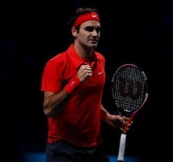 Federer si Murray au facut spectacol la Turneul Campionilor