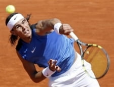 Federer si Nadal, invinsi fara drept de apel la ultimul turneu al anului