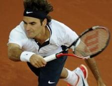 Federer si Nadal se intalnesc in finala Mastersului de la Madrid