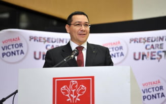 Felicitari de la premier si presedinte de Sfintii Mihail si Gavriil. Ponta s-a gandit si la Rege
