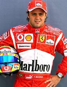 Felipe Massa castiga MP al Frantei