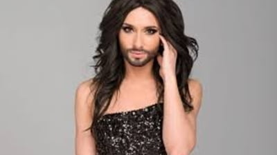 Femeia cu barba care a castigat Eurovisionul, invitat de onoare la Gay Pride, in Romania