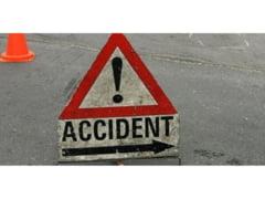 Femeie accidentata MORTAL de un autotren, in Podu Iloaiei!