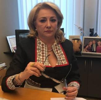 Femeile din PSD sunt indignate: Tudose a incercat sa o umileasca pe Carmen Dan. E a patra femeie care paraseste Guvernul