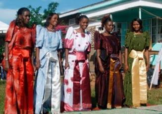 Femeile din Uganda fac inchisoare daca poarta fusta scurta