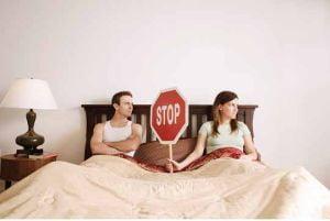Femeile maritate ar prefera sa doarma in loc sa faca sex