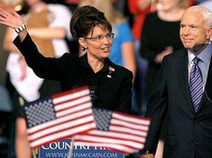 Femeile republicane considera ca Palin este o victima a presei