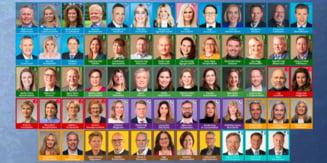 Femeile sunt majoritare în parlamentul proaspăt ales în Islanda. Cazul este fără precedent în Europa