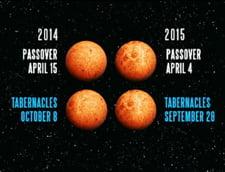 Fenomen astronomic rar coincide cu Sarbatori religioase: Semne de la Dumnezeu? (Video)
