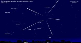 Fenomen astronomic spectaculos in acest weekend. Stai cu ochii pe cer