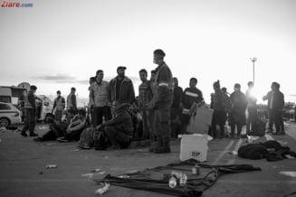 Fenomen periculos in Germania: localnici fara cazier ataca locuintele imigrantilor
