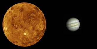 Fenomen spectaculos pe cer: Venus si Jupiter se apropie foarte mult si se pot vedea cu ochiul liber