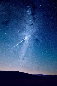 Fenomen vizibil pe cer cu ochiul liber, in noaptea de joi spre vineri: ploaie de stele