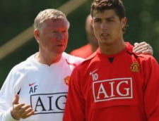 Ferguson, atac la Cristiano Ronaldo: Va ajunge mijlocas central la Real