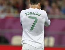 Fericirea lui Ronaldo si banii lui Real Madrid