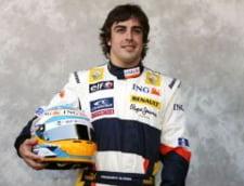 Fernando Alonso la Ferrari din 2010?
