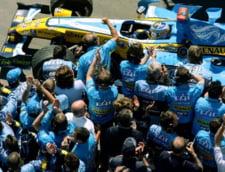 Fernando Alonso revine in Formula 1