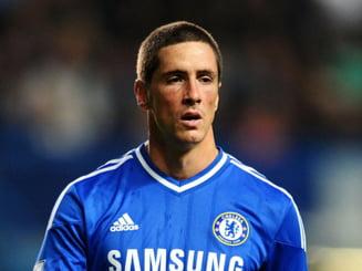 Fernando Torres, ratare de casacadorii rasului (Video)