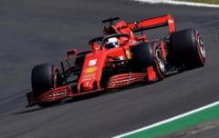 """Ferrari, la un minim istoric. Umilinta suprema pentru """"calutul cabrat"""", chiar pe circuitul de casa de la Monza"""