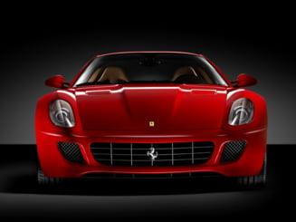 Ferrari a vandut toate masinile pe care le-a adus in Romania