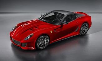 Ferrari de 330.000 de euro va fi vandut in Romania