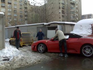 Ferrari estimeaza vanzari de 8 milioane de euro in Romania pentru 2010