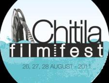 Festival de film cu proiectii pe Lacul Chitila